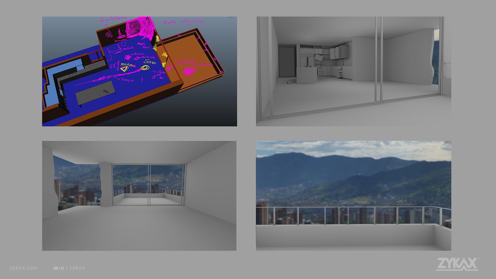 zykax servicios de animacion cortometraje rebirth 5