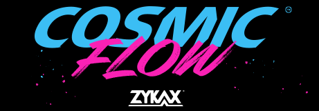 Cosmic Flow-by Zykax-Logo